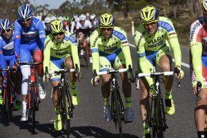 Vuelta a Andalucia, 2° tappa: sprint di Lobato, Contador mantiene il comando