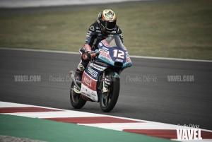Bezzecchi y Oettl subirán a Moto2 con el Red Bull KTM Tech3