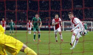 El Ajax sufre más de la cuenta para ganar al Groningen