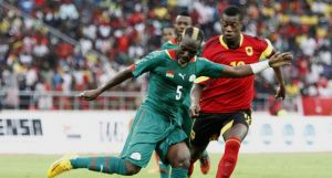 Pitroipa y Bancé vuelven a la acción para tumbar a Angola