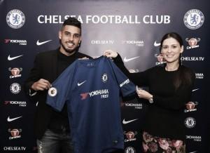 Recuperado de grave lesão, lateral Emerson Palmieri é anunciado oficialmente pelo Chelsea