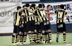Empate de oro para Las Palmas Atlético en Lasesarre