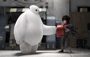 Disney presenta al robot Baymax de 'Big Hero 6' en un clip inédito