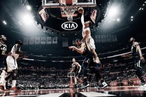 NBA, Clippers e Portland piegano Jazz e Pelicans