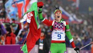 Biathlon : Domracheva comme une reine