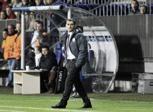 Valverde: ''Hacía tiempo que el Athletic no realizaba un partido tan malo''