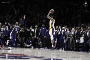NBA, Ingram sentenzia Philadelphia (104-107)