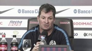 """Claudio Biaggio: """"El objetivo de la Copa Libertadores está cumplido"""""""