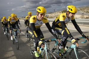 Giro de Italia 2016: Team LottoNL-Jumbo, a por todo excepto la general
