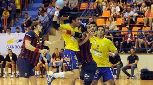 El Barcelona sigue con su racha triunfal en Irun
