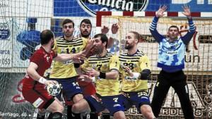 El Bidasoa derrota con claridad al Bada Huesca