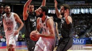 Real Madrid - Bilbao Basket: visita a un Final Four