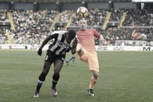 Roma, altra vittoria sofferta: a Udine arrivano punti pesanti. Le voci a fine gara