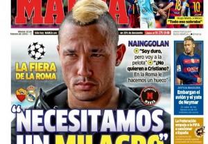 """Roma, Nainggolan sul Real: """"Capiremo a che punto siamo"""""""