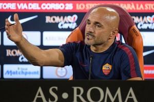 """Roma, Spalletti in conferenza stampa: """"Rudiger vien con noi. Il Sassuolo è ben allenato"""""""
