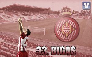 Girona FC 14/15: Bigas