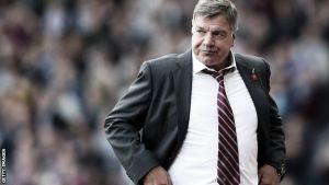 Sam Allardyce parts company with West Ham United