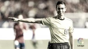 Iñaki Bikandi Garrido arbitrará el Celta - Osasuna