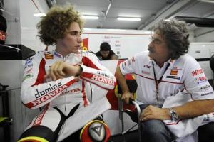 Nel ricordo di Simoncelli sbarca in Moto3 il suo team