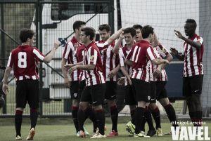El Bilbao Athletic no conoce la derrota