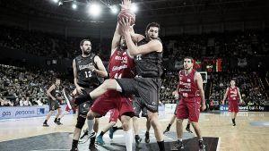 Cómodo triunfo del Bilbao Basket