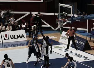 El RETAbet Gipuzkoa Basket cae con claridad en el derbi