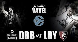 Dominion Bilbao Basket - Lietuvos Rytas: la primera en juego