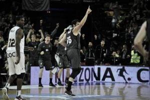 Resultado Bilbao Basket - UCAM Murcia (82-74)