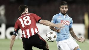 Athletic Club de Bilbao vs Nápoles en vivo y en directo online