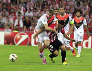Poche idee e poche emozioni: 0-0 tra Athletic Bilbao e Shakhtar Donetsk
