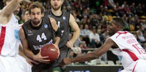 Los fantasmas de Charleroi dejan al Bilbao Basket al borde del abismo