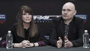 Dixie Carter finished with TNA Wrestling?