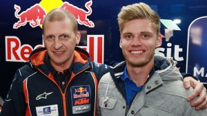 Moto3, Brad Binder dall'anno prossimo con Red Bull KTM Ajo