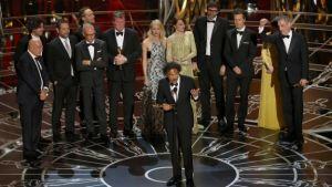 'Birdman' voló hacia lo más alto en los Oscar 2015