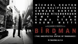 Objetivo OSCAR 2015: 'Birdman'