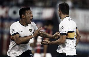 Boca Juniors goleia Cerro Porteño e alcança semifinais da Sul-Americana