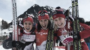 Tour de Ski, sempre Bjoergen