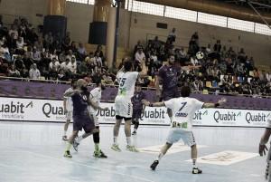 El Guadalajara consigue una gran victoria ante el Bidasoa en territorio amarillo
