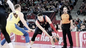El efecto Garino lleva a Baskonia a los 'playoffs' de Euroliga