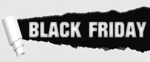 Ya está aqui el 'Black Friday'