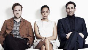 John Hamm y Oona Chaplin protagonizarán el especial navideño de 'Black Mirror'