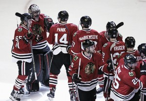Chicago Blackhawks 2015-16 season recap