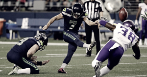Blair Walsh sigue fallando