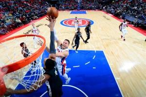 NBA - Detroit non si ferma più, domina sotto canestro e batte Brooklyn; rinviata New Orleans-Indiana