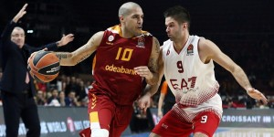 EA7 Milano - Galatasaray Istanbul in Eurolega 2016/17 (92-87): l'Olimpia torna di nuovo alla vittoria!