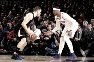 Los Angeles Clippers fourth quarter comeback secures win against New York Knicks, 119-115
