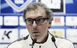 """Laurent Blanc: """"Hemos sido nosotros quienes hemos hecho soñar al Bastia"""""""