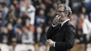 """Laurent Blanc: """"Éramos conscientes de la dificultad de este partido"""""""