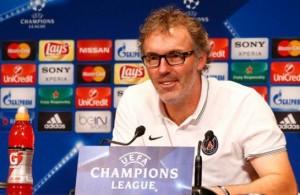 """Laurent Blanc: """"Fuimos fieles a nuestra filosofía y pudimos imponer nuestro juego"""""""
