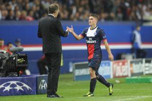 """Verratti: """"No me he comportado mal contra el Lille"""""""